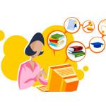 donna_in_ufficio_illustrazione