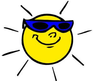 sole-e-occhiali-colorato